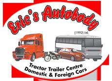 Eric's Autobody (1992) Inc